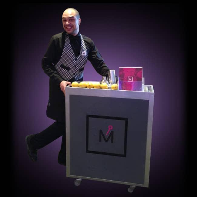 Mocktails to your desk