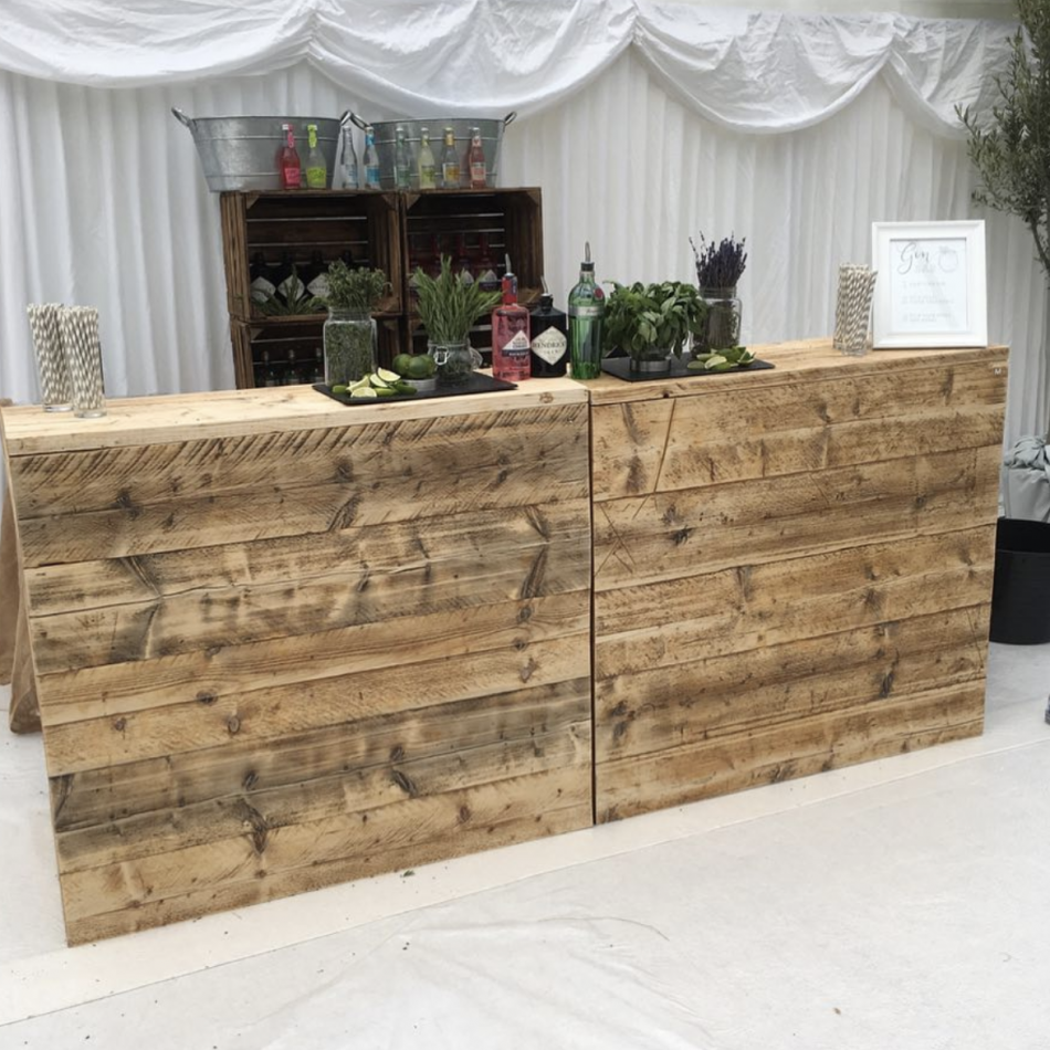 pop up bars for business events